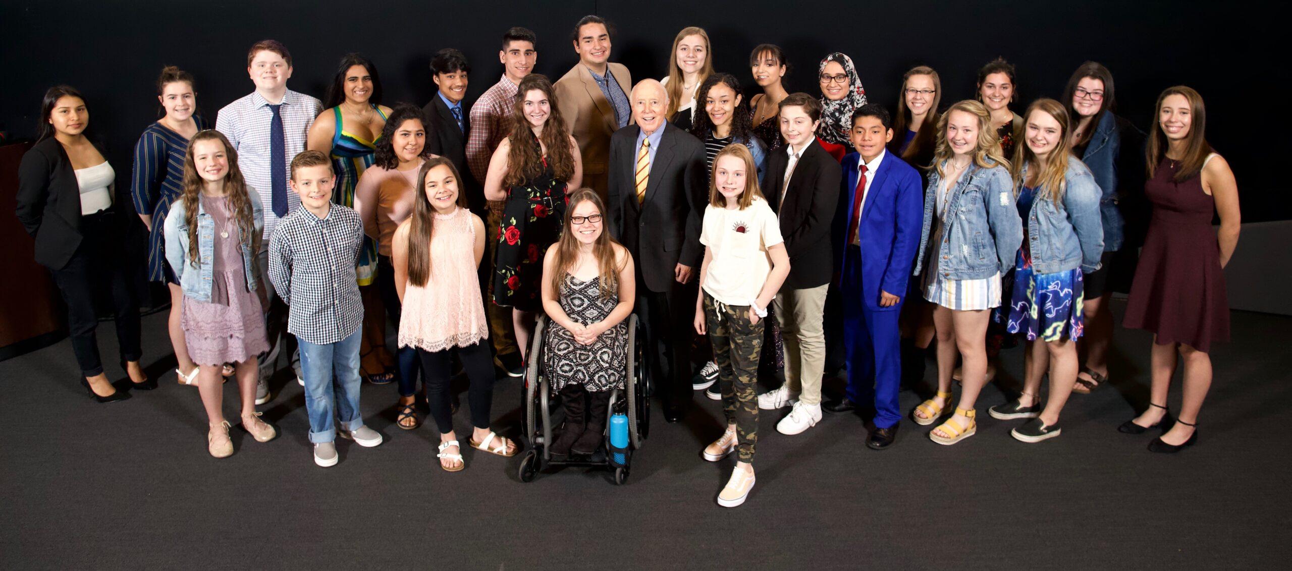 Amazing Kids Group Photo